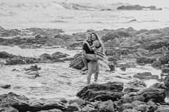 IMG_2632_psd (kaylaglass) Tags: portrait portraiture happiness love couple beach california sweet cute canon kaylaglassphotography 7d 50mm people outdoor 85mm lovebirds natural photoshoot kiss newport socal engaged dirtybootspresets sunset outdoors tidepools america ocean sea coast usa