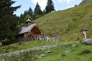 Talschlusskapelle, Lengau.