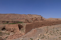 2018-4457 (storvandre) Tags: morocco marocco africa trip storvandre telouet city ruins historic history casbah ksar ounila kasbah tichka pass valley landscape