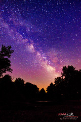 My First Milky Way Silhouette (1300 Photography) Tags: nikon d750 affinity 20mm nightphotography nightsky night longexposure stars milkyway way