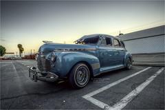 1940 chevy special deluxe (pixel fixel) Tags: 1940 anaheim anaheimmarketplace blue chevrolet specialdeluxe tweakedpixels viejitoscc ©2018kathygonzalez