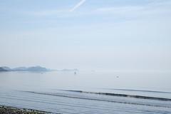 Plage de Rocher Blanc (ValerieBoulva) Tags: plage beach rimouski québec quebec canada fuji fujinon50mm20 xt1 mer sea bleu blue