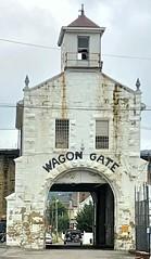 The Wagon Gate (esywlkr) Tags: prison wagongate wv westvirginia moundsvillewv