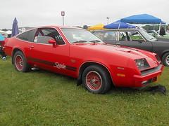 1979 Chevy Monza Spyder (splattergraphics) Tags: 1979 chevy monza spyder carshow carlisle carlislechevroletnationals carlislepa