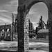 Bethlehem Steel - B&W Arch