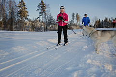 Tainan Tupa, Sysmä, Finland (FinlandCottageRentals) Tags: finland sysmä crosscountryskiing crosscountry skitracks snowfun cottageholiday finlandcottagerentals