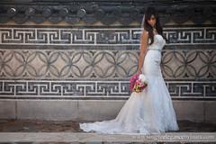 Bride in a Simple Pose (Laura K Bellamy) Tags: wedding weddings bride bridals portraits woman