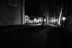 Into the Light (Koprek) Tags: ricoh gr croatia varaždin streetphotography nightlight april 2018