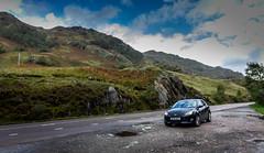 The Focus went bang. (Ian Emerson) Tags: focus broken car ford scotland landscape shed moneypit