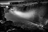 The Raining Wall (niggyl (catching up)) Tags: víðirhóll dettifossvegur jökulsárgljúfur jökulhlaup jökulsááfjöllum grímstunga grímsstaðir easticeland iceland icelandiclandscape icelandichighlands ísland inspiredbyiceland austurland autumn island fujifilm dettifoss dettifosswaterfall waterfall xtranssensor fujinon longexposure ndfilter 10stopnisindfilter fujifilmxt2 fujixt2 xt2 fujinonxf2314r fuji2314 xf23mm14r breakthroughphotography breakthroughfilters breakthroughx4 sixstopndfilter le monochrome mono blackandwhite bw
