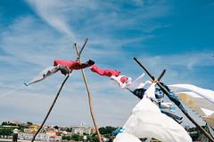 laundry day in Afurada, Vila Nova de Gaia (Gail at Large | Image Legacy) Tags: 2018 afurada portugal sãopedrodaafurada vilanovadegaia gailatlargecom