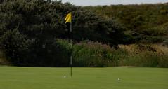 The 6th (asbrook1991) Tags: clevelandgolfclub golf golfball flag green links oldestcourse redcar northyorkshire yugc