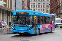67041 SN65OGT First Glasgow (busmanscotland) Tags: 67041 sn65ogt first glasgow sn65 ogt ad adl e20d enviro200 alexander dennis e200 enviro 200