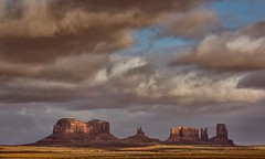 Hell Or High Water (Anna Kwa) Tags: oljato–monumentvalley monumentvalley canyon navajotribalpark iconic sacred sandstones buttes mesas utah usa annakwa nikon d750 7002000mmf28 my light fate always seeing heart soul throughmylens twist life destiny journey travel world fading night hellorhighwater