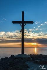 collioure 15 (lolotorino) Tags: ciel seascape nuage soleil dieu jesus mer sunrise levédesoleil landscape paysage
