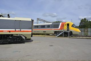 Advance Passenger Train