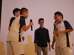 FOH Training at River Valley High School (HDB Community Events) Tags: foh training river valley high school
