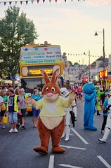 Gary the Rabbit (Better Living Through Chemistry37) Tags: 18186 mx54lpn stagecoach stagecoachdevon stagecoachsouthwest buses paigntoncarnival carnivalparade hop122 opentopbuses gary garytherabbit
