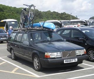 1991 Volvo 940 TD Automatic Estate