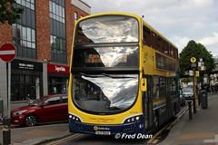 Dublin Bus SG166 (161D39458). (Fred Dean Jnr) Tags: dublin july2018 htown dublinbus busathacliath dublinbusyellowbluelivery volvo b5tl wright eclipse gemini gemini2 dublinbusroute27b sg166 161d39458 talbotstreetdublin gemini3 wrightbus