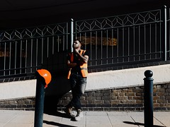 IMG_4436 (JetBlakInk) Tags: highvisibility highvis hivis builder workman hivisjacket subjecttoground candidportrait candidstreetportrait streetphotography magichour