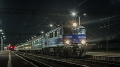 EP07-1059 (kamil_olszowy) Tags: chp 303e pkp intercity tlk posejdon night train ep071059 exeu07373 stacja kolejowa koszali station