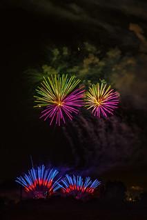 Fuegos II - Fireworks II
