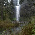 Good Morning from South Fall - Silver Falls, Oregon thumbnail