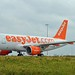 easyJet UK G-EZAA Airbus A319-111 cn/2677 @ Taxiway Q EHAM / AMS 13-10-2016