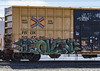 (o texano) Tags: houston texas graffiti trains freights bench benching coven