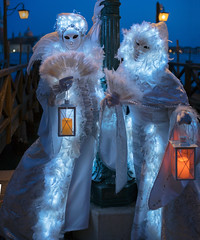 Carnevale di Venezia (Tedz Duran) Tags: venice venezia italy italia costume mask lowlight travel photography carnival carnevale veneto sanmarco night twilight sunset bluehour