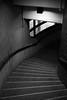 Steps to Silk Street (cybertect) Tags: carlzeisstessart45mmf28 chamberlinpowellandbon cityoflondon ec2 london londonec2 silkstreet sonya7ii thebarbican architecture blackwhite blackandwhite building monochrome staircase stairs steps