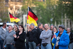 dlelkl996 (Felix Dressler) Tags: hagida hannover kundgebung pegida opernplatz neonazis gemeinsamstarkdeutschland