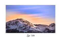 _ATP6805 (anahí tomillo) Tags: nikond7500 nikkor 55300 naturaleza nature montaña mountain atardecer sunset nieve snow sky cielo asturias spain españa europa europe landscape paisaje lightroom