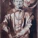 VAN DYCK Antoon,1625 - Portrait de Théodore van Thulden, Professeur à Louvain (Louvre INV19907) - 0