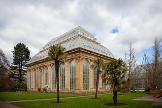 Edinburgh Botanic Gardens April 2018 with Jim  (109 of 138)