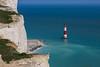 The Present Day Lighthouse Beachy Head (Meon Valley Photos.) Tags: the present day lighthouse beachy head ngc