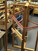 IMG_1642 (basket-lady) Tags: weaving 32cotton 2harness looms 4harness warp weft shuttles