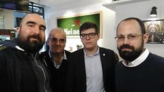 Testimonio en el Colegio El Pilar de Bilbao