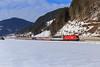 """ÖBB 1116.134, Eben im Pongau (EC 163 """"Transalpin"""") (BD 4200) Tags: öbb 1116 1016 taurus ennstalbahn ennstal transalpin eben austria austrian federal railways snow winter ec eurocity163 zürich graz"""