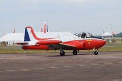 G-BVEZ (XM479) Hunting Jet Provost T3A (graham19492000) Tags: royalinternationalairtattoo riat gbvez xm479 hunting jetprovostt3a