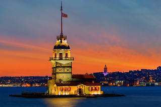 Kız Kulesi (Maiden's Tower - Girls Tower)