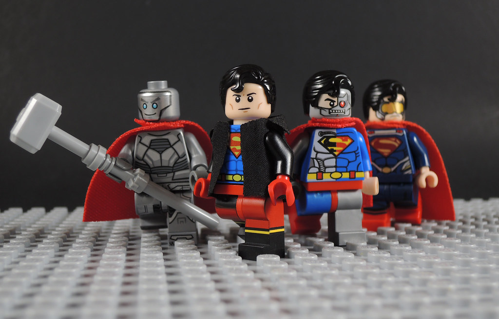 The World's Best Photos of lego and supermen - Flickr Hive Mind