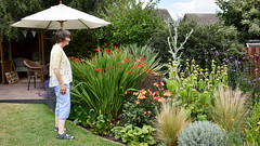 Perfectly Formed (littlestschnauzer) Tags: emley open gardens eira organiser weekend event yorkshire 2018 uk west village beautiful gardening horticulture july flowering plants flowers structure summer british variety planting