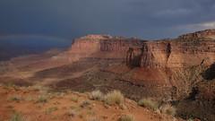 Après l'orage (Marmad31) Tags: contraste cieldramatique orage canyonland archesnationalpark