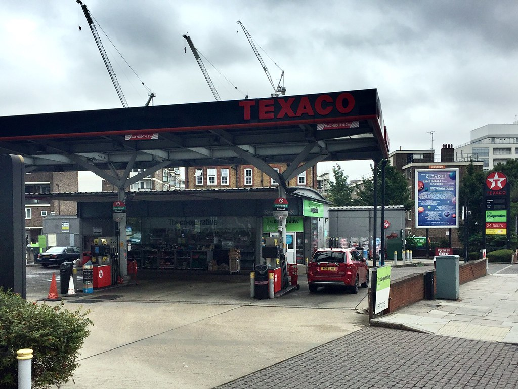 The World's newest photos of texaco - Flickr Hive Mind