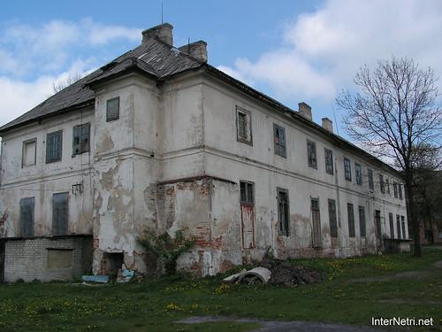 Палац Браницьких, Любомль,  Волинь, 2005 рік InterNetri.Net  Ukraine 390