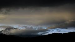 Trouble (RarOiseau) Tags: nuage montagnedecharance hautesalpes montagne soir ciel