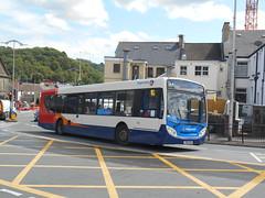 Stagecoach in South Wales 28727 (Welsh Bus 18) Tags: stagecoach southwales scania k230ub adl enviro300 28727 yn15kfw pontypridd