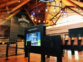 Jack Daniel's distillery in Lynchburg, Tennessee during our long drive from TX to NYC last October 2017  #RuiGayleTravels #RuiGayleStories #LynchburgTennessee #JackDaniels #Distillery #RoadTrip #LongDrive #Tennesse2017 #USA #Whiskey #SnapsByGL